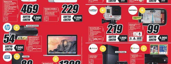 Sottocosto MediaWorld, Xbox One a 319 euro