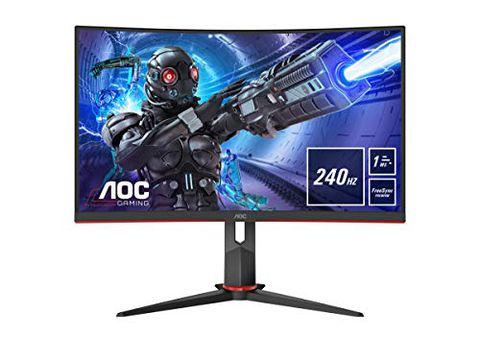 AOC Gaming C32G2ZE – Monitor curvo FHD da 32″