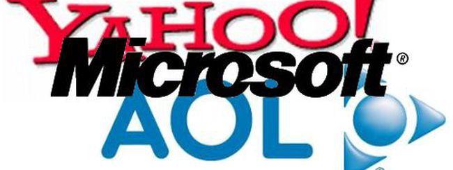 Microsoft, AOL e Yahoo: accordo per la pubblicità