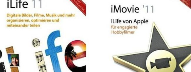 Tracce di iLife '11 su Amazon UK