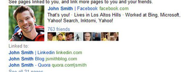 Bing, la ricerca passa da Facebook