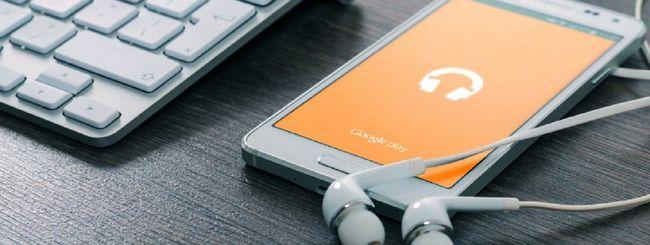 Google Play Music, chiude il portale per artisti