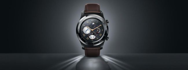 Huawei Watch 2 Pro con eSIM e Android Wear 2.0