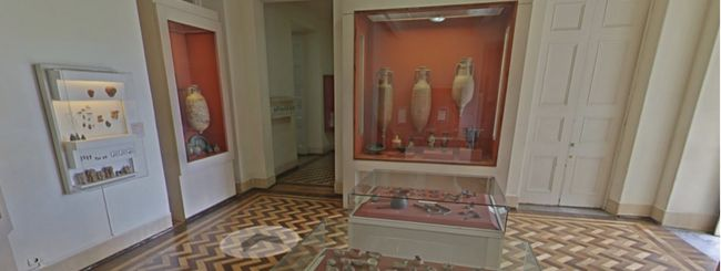 Google lancia il National Museum brasiliano in 3D