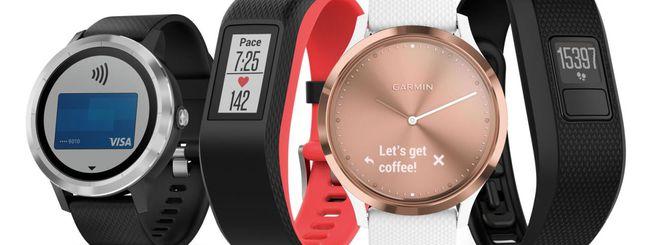 IFA 2017: Garmin annuncia tre nuovi indossabili