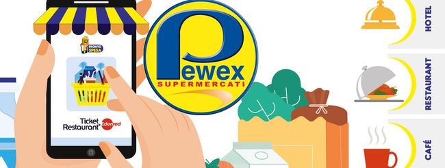 Pewex spesa online: come funziona e costi