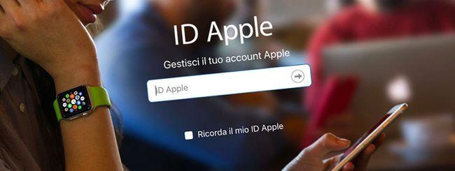 Apple ID bloccato per alcuni utenti iPhone