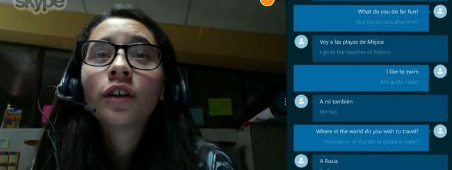 Skype Translator arriva nell'app desktop