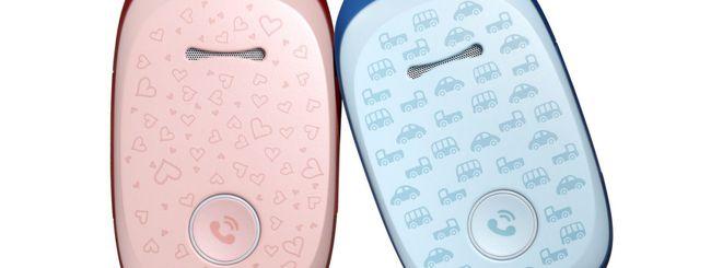 LG KizON, indossabile con GPS per bambini