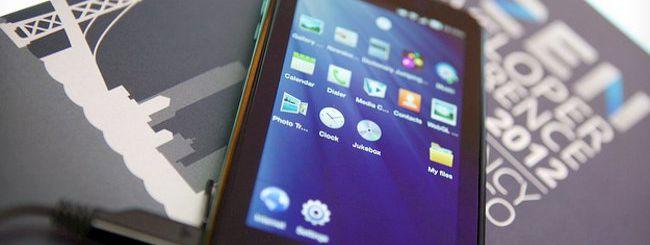 Samsung rinvia l'uscita dello smartphone Tizen