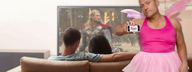Flipps, tanti film gratis e in HD su iPhone, iPad e Apple TV