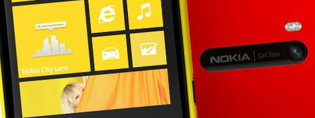 Nokia Lumia 920, PureView e PureMotion HD