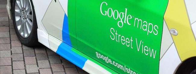 Street View: le auto di Google misurano lo smog