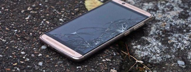 Presto lo schermo dello smartphone si autoriparerà