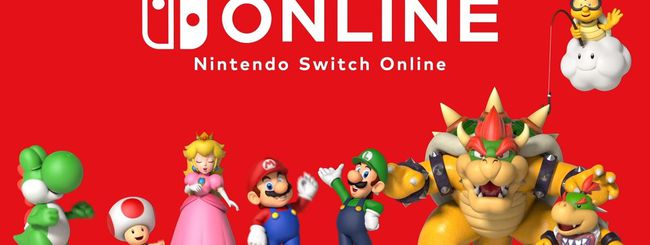 Nintendo Switch Online, giochi e controller NES