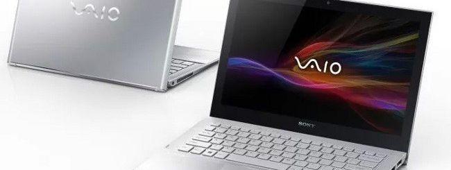 Sony Vaio Duo, Pro e Fit: ecco i nuovi ultrabook