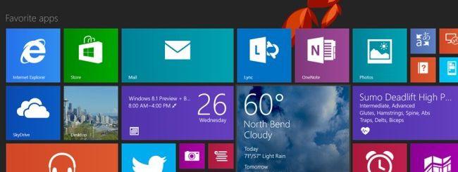 Windows 8.1, tutte le novità