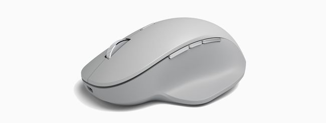Microsoft Surface Precision Mouse controlla 3 PC