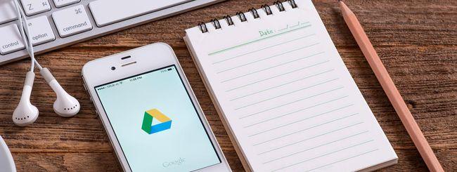 2 GB di spazio gratis su Google Drive in un minuto
