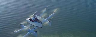 In volo a tre metri dal suolo e a 30 Km/h con Flyer
