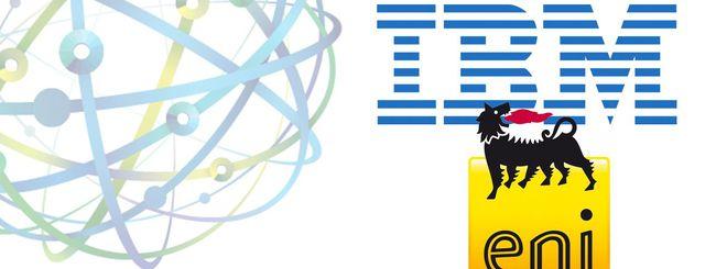 IBM e Eni raccontano Watson
