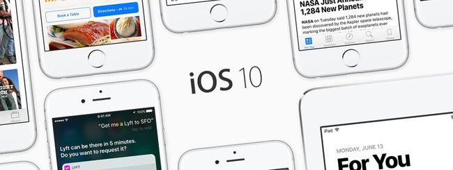 iOS 10: primi riferimenti alla Dark Mode