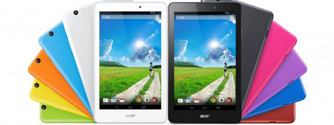 Acer presenta il nuovo tablet Iconia One 7 B1-750