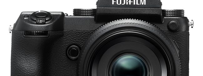 Fujifilm GFX 50R, mirrorless da ben 51,4 megapixel