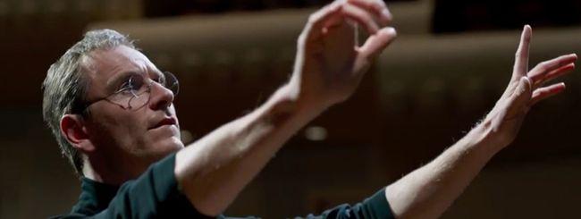 Steve Jobs: il trailer completo con Fassbender