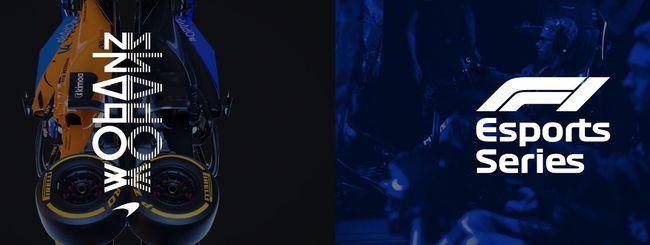 eSports: McLaren testa i piloti su PC e mobile