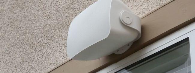 Sonos annuncia gli speaker In-Wall, In-Ceiling e Outdoor