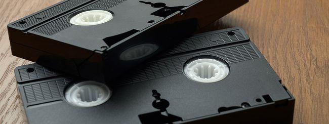 VHS: stop alla produzione di videoregistratori