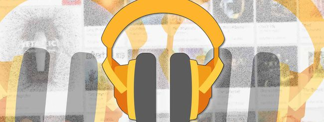 Google Play Music, upload anche dal browser