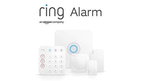 Ring Alarm (Kit da 5 pezzi) - Sistema per la sicurezza domestica con monitoraggio assistito