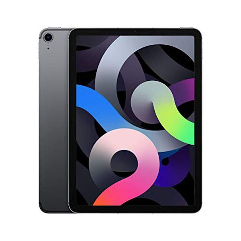 iPadAir (10,9″, Wi-Fi + Cellular, 256GB) – Grigio siderale (4ª generazione)