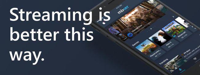 Microsoft Mixer, nuova versione per Android e iOS