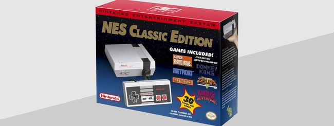 NES Classic Edition tornerà a giugno (update)