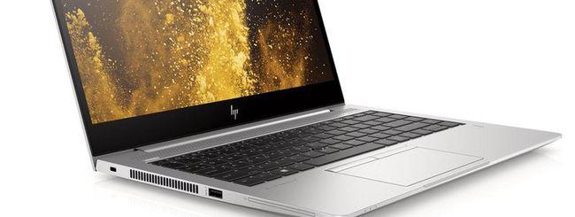 HP annuncia nuovi notebook per i professionisti
