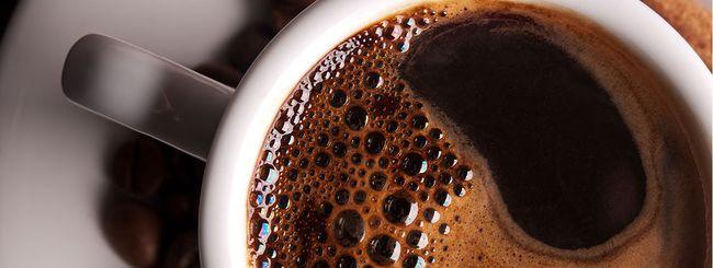Il caffè sulla Stazione Spaziale Internazionale
