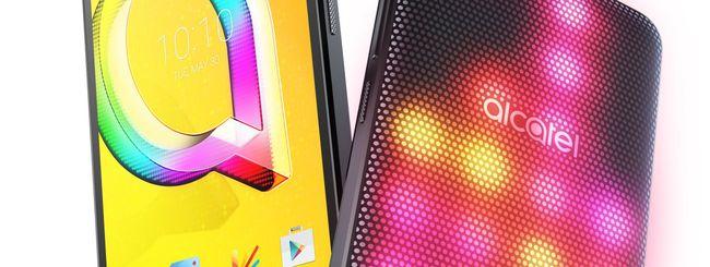 MWC 2017: Alcatel U5, A3 e A5 LED