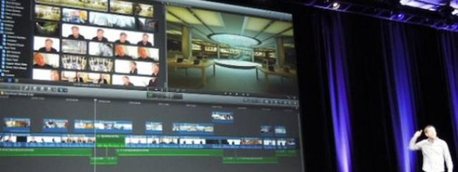 Apple annuncia Final Cut Pro X