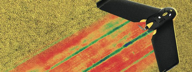 Droni, Parrot Sequoia rivoluziona l'agricoltura