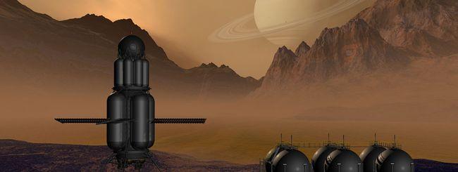 NASA, creata la prima mappa globale di Titano