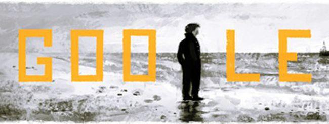 François Truffaut celebrato con un doodle
