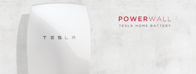 Tesla Powerwall, la batteria per la casa