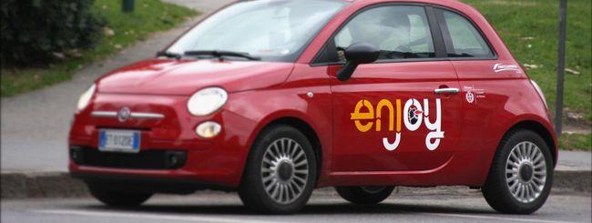 Estate Enjoy: novità per il car sharing in vacanza