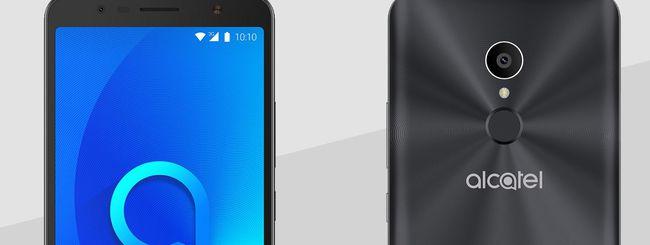 Lo smartphone Alcatel 3C arriva in Italia