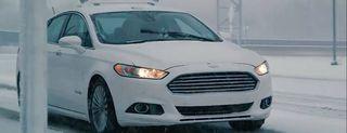 Ford guida autonoma