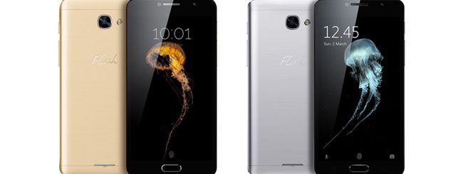 Flash Plus 2, nuovo smartphone Android di Alcatel