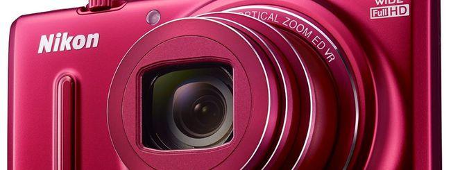 Nikon Coolpix S9600, la compatta arriva in Italia